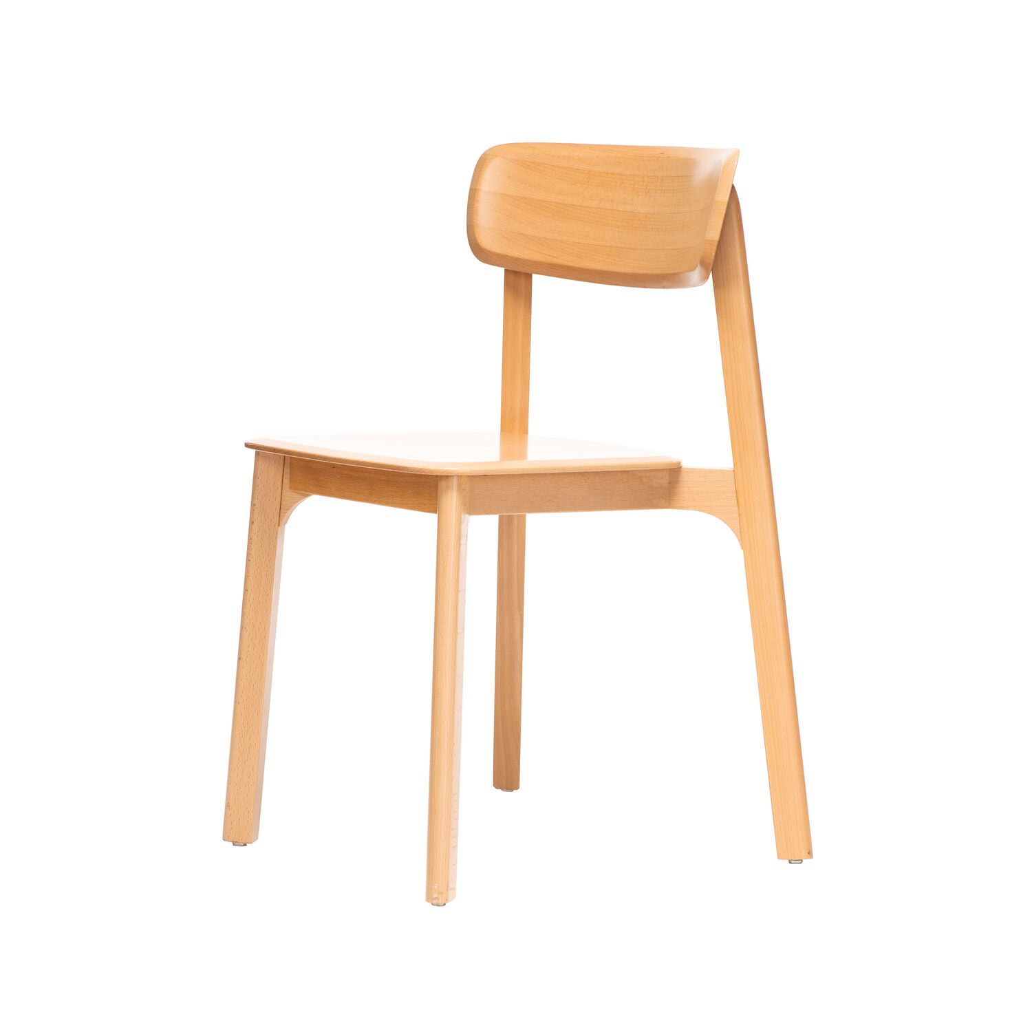 Render Timber Chair (2)
