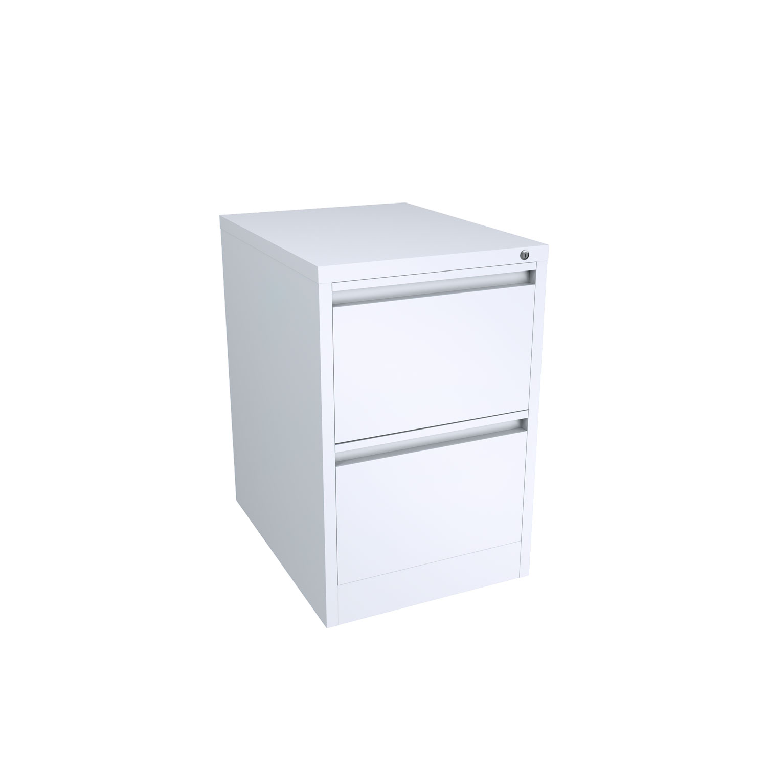 Hi Res Filling Cabinet 2 Drawers