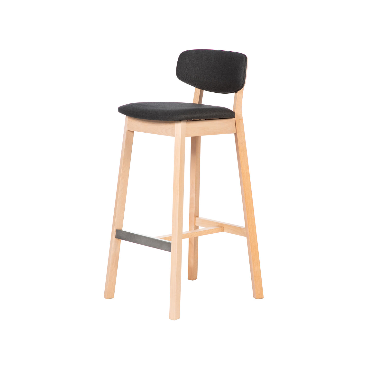 Elle Timber Stool (1)